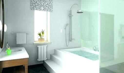 Unique Bathtub And Shower Combo Designs For Modern Homes Modern Bathroom Tub Shower Combo Bathroom Design Bathrooms Remodel Half Bathroom Remodel