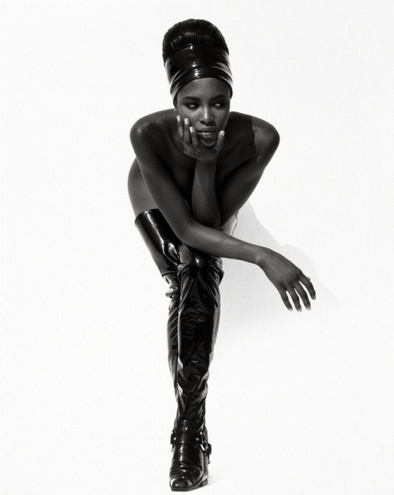 Herb Ritts - Naomi Campbell