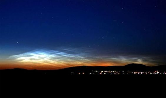 Season for Mysterious 'Night-Shining' Clouds Is Here | OurAmazingPlanet.com