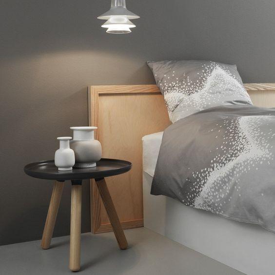beistelltisch tablo, Ø 50cm - normann copenhagen | schÖner wohnen, Moderne