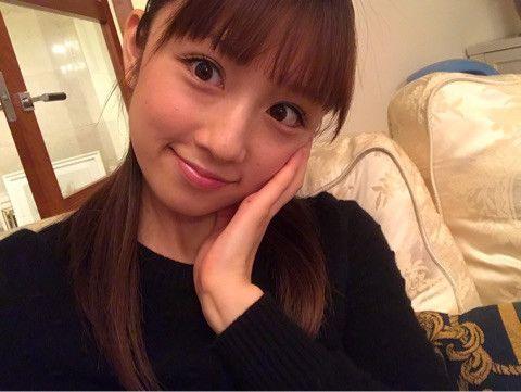 パッチリ目の小倉優子