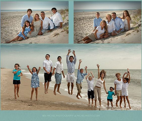Family Pictures In The Beach: Pinterest • The World's Catalog Of Ideas