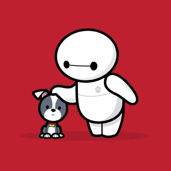 Hello Baymax I Love This Movie Pinteres - Baymax imagined famous disney characters