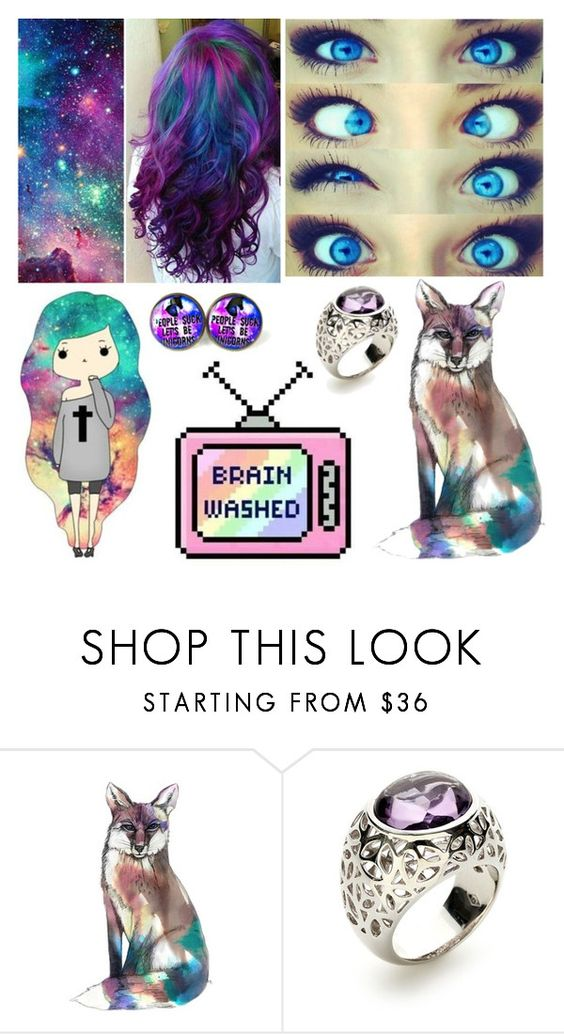 """""""Galaxy"""" by headphones-girl on Polyvore featuring Di Modolo"""