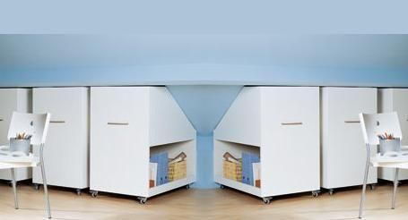 Zelf rolkasten maken voor op zolder: