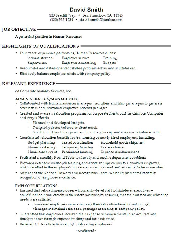 National Account Coordinator Resume Accounting Resume Samples - hostess duties resume