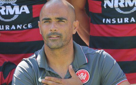 Andrés Carrasco renueva por una temporada con el Western Sydney Wanderers