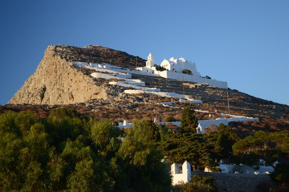 Panagia Church of The Virgin Mary Folegandros