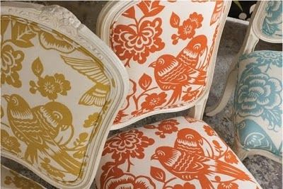 Aviary fabric by Thomas Paul - Duralee