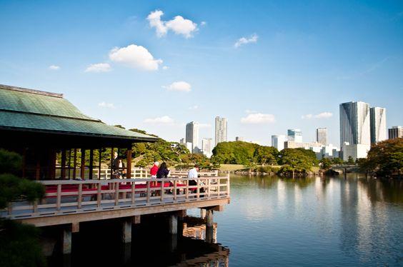 Hama Ryukyu gardens