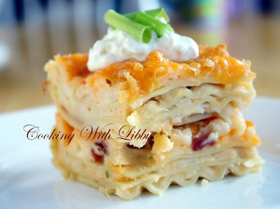 Pierogi Casserole | Casserole recipes, Bacon and Onions