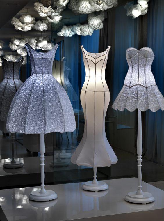 Dress Lamps: