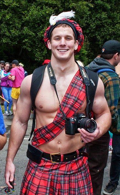 Naked Scottish 76