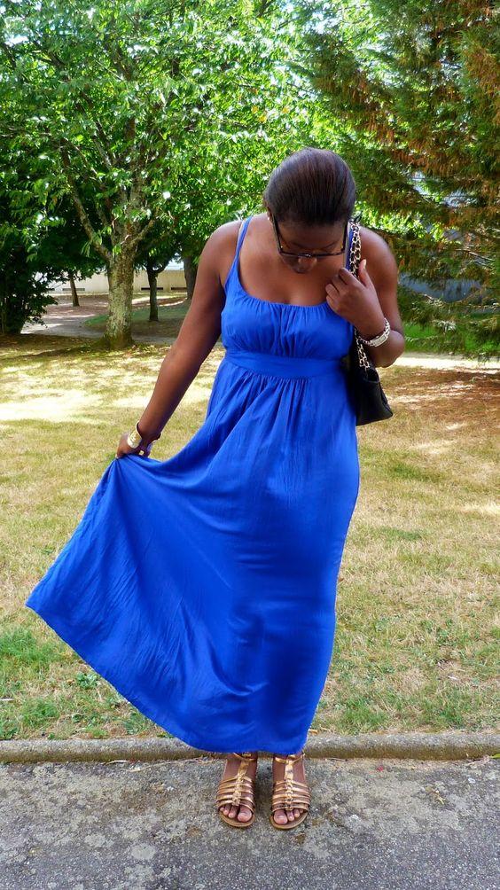 Blue Wedding !
