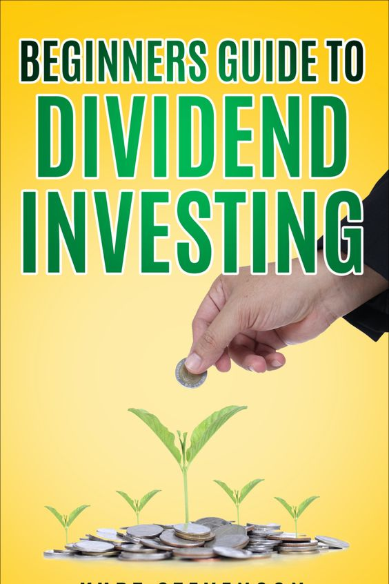 Great place to start on dividend investing for beginners. This book covers all the basics needed to begin building a long term portfolio full of healthy dividend-paying stocks.