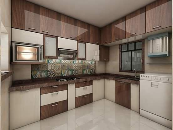 latest kitchen interior design pictures images