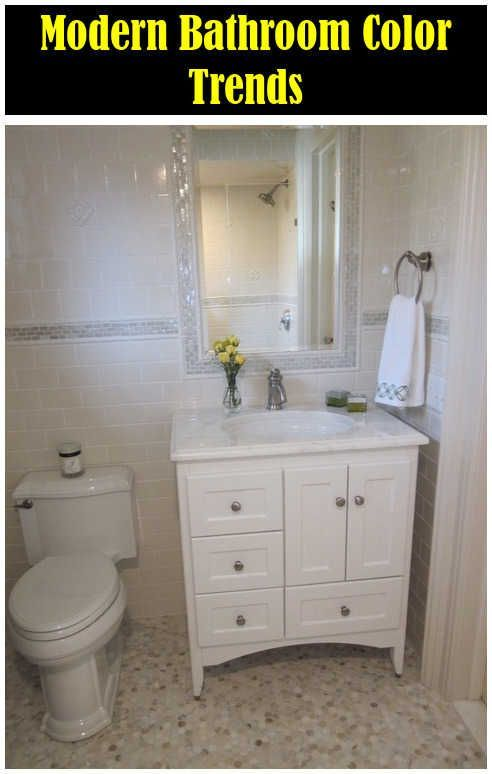 40 Stylish Small Bathroom Design Ideas Decoholic Bathroom Design Small Small Bathroom Design Nautical Small Bathrooms