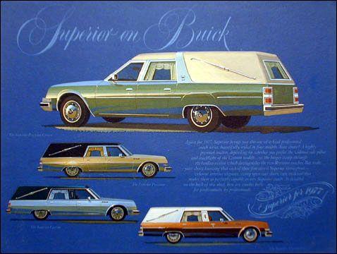 Superior Funeral Coach | ... :: Ambulances, Hearses and Limousines -- Superior Coach Company
