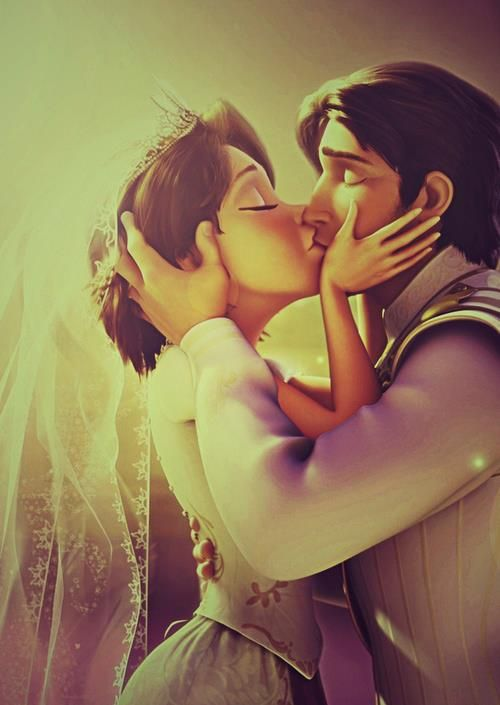 Disney, Rapunzel and Wedding on Pinterest