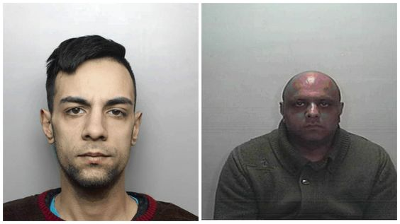 THESE photographs have been issued by West Yorkshire Police of two men wanted on…