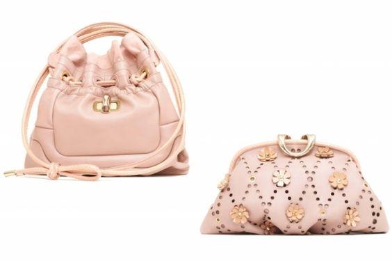 Nina Ricci Spring/Summer 2011 Handbags