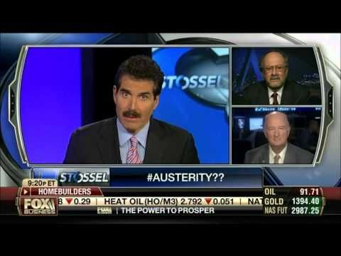 John Stossel ~ Bring On The Austerity