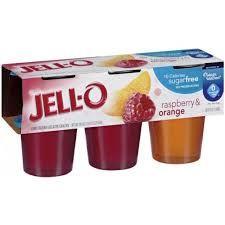Jello-O ...
