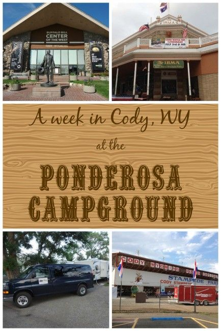 Ponderosa campground review cody the o 39 jays touring for Ponderosa cabins california