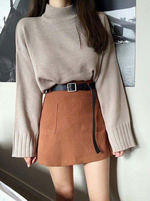 【2017 must have skirts】拯救大屁屁和大粗腿的超顯瘦『A字裙時尚』 | 衣櫥必備裙裝搭法 | SKIRT FASHION