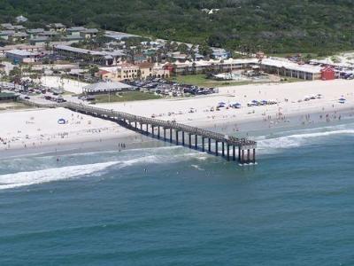 st augustine beach fishing pier st augustine fl