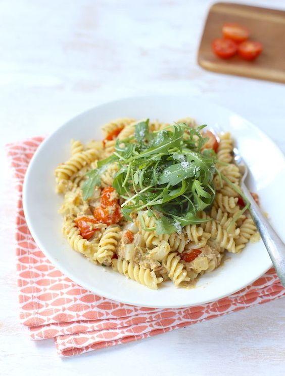 Snelle pasta met tonijn en pesto | Lekker en simpel | Bloglovin'