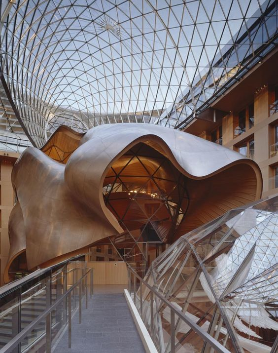 Frank Gehry's major European retrospective opens at the Centre Pompidou in Paris | Architecture | Wallpaper* Magazine