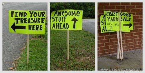 Garage Remodeling A Truly Rewarding Project For All In 2020 Yard Sale Signs Funny Yard Sale Signs Garage Sale Signs