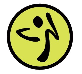 zumba symbol zumbalogovertical fitness pinterest