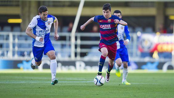 FC Barcelona B v CE Sabadell: Second half dismay (1-3)