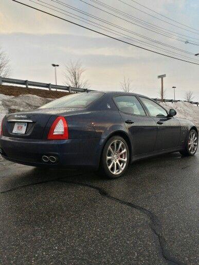 Maserati Quattroporte GTS (2)
