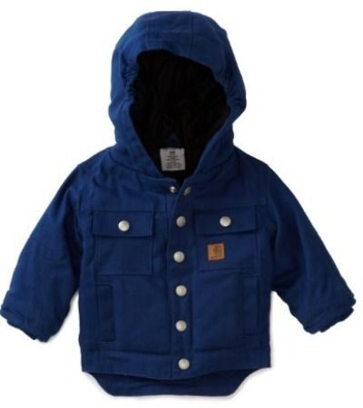 Way to cute i am going to dress my future baby in little carhartts