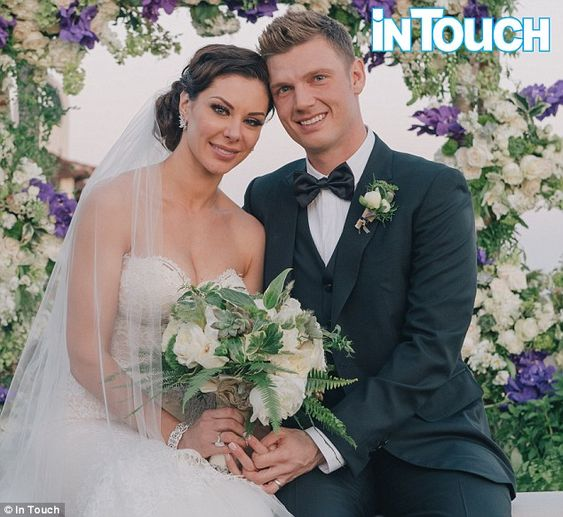 New Wife, Nick Carter And Happy Couples On Pinterest