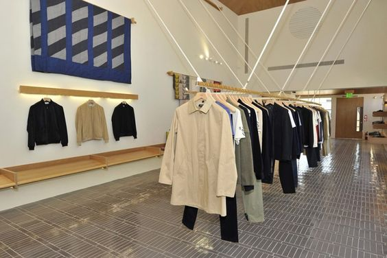 A.P.C inside stores - Google Search