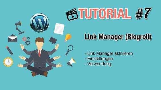Der Link Manager – Die vergessene WordPress Funktion