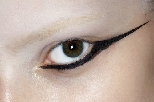 I'm so glad this is back. Cleopatra eyes!