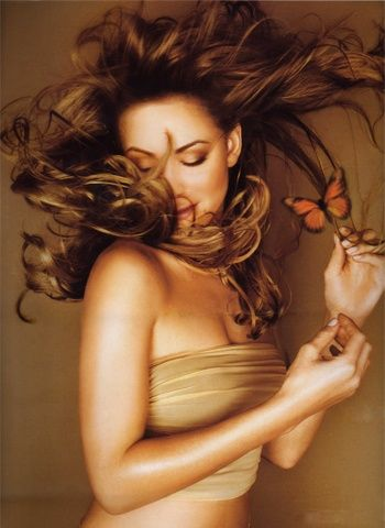 Mariah Carey-- fabulous!  Butterfly album = one of my favorites.  <3 love it love it :)