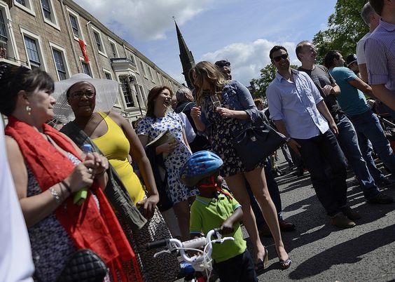 #StreetPhotography #Harrogate: Tour de France  Please follow us @ http://www.pinterest.com/wocycling