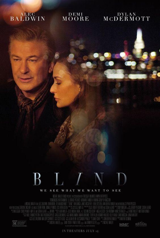 Blind (2017) HDRip