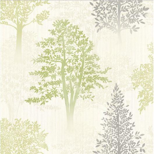 Arthouse Diamond Tree Wallpaper Green Decorating B M Tree Wallpaper Tree Wallpaper Black And White Tree Wallpaper Green