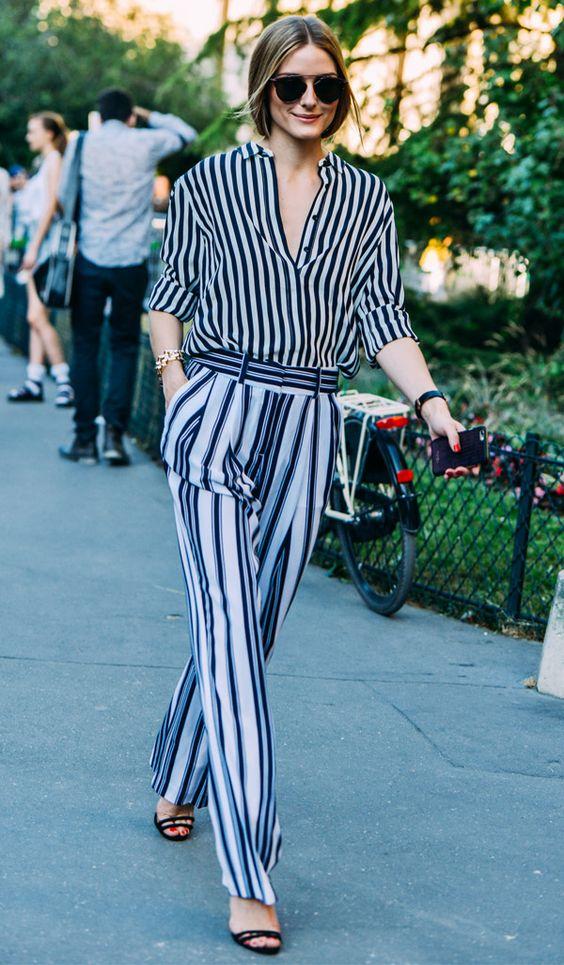 Olivia Palermo - Women´s Fashion Style Inspiration - Moda Feminina Estilo Inspiração - Look - Outfit