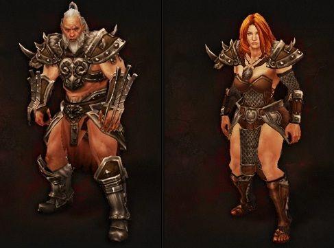 Diablo III Fantasy Video Games Women