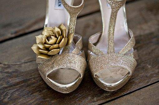 Wedding shoes like this, you love them?