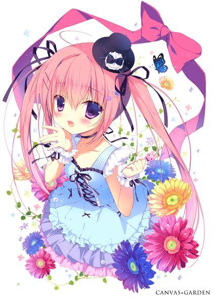 【COMIC1☆9】春のりらちゃんタペストリー