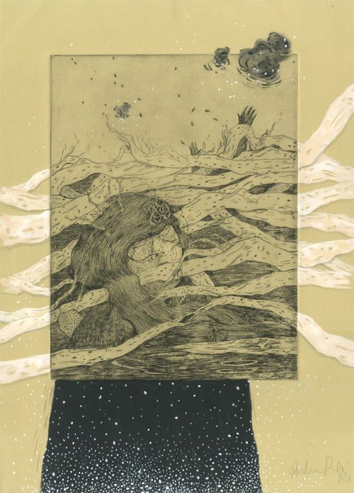 Andrea Rossi. #illustration